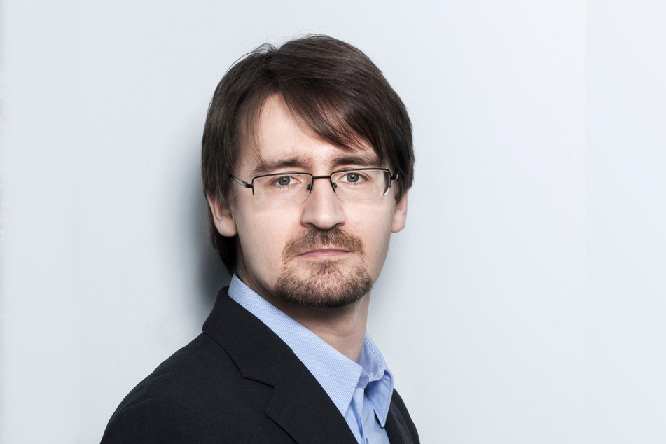Ulrich Weiser (40) vom FOG-Institut für Markt- und Sozialforschung sieht Nachholbedarf bei den Immobilieneigentümer-Quoten in Chemnitz.