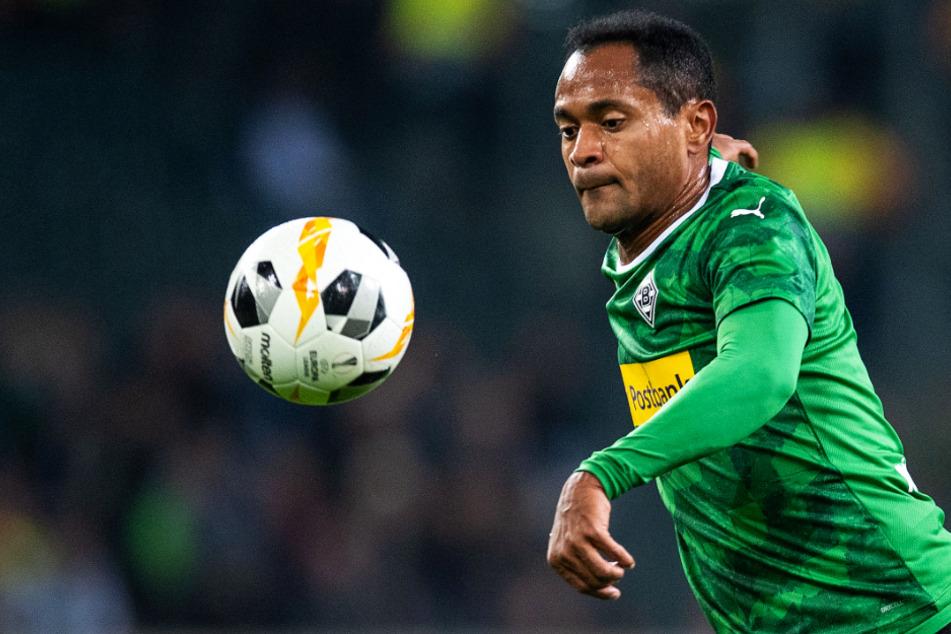 Raffael hatte die beste Zeit seiner Karriere bei Borussia Mönchengladbach. Fast wäre er 2017 allerdings zum BVB gewechselt.