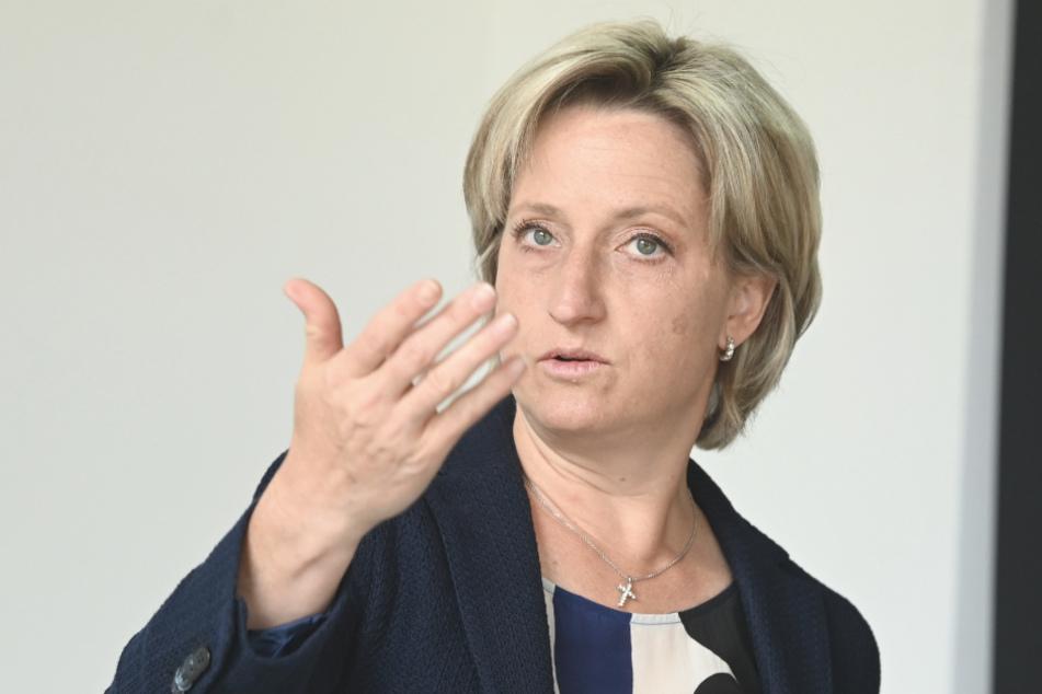Nicole Hoffmeister-Kraut (CDU), Wirtschaftsministerin von Baden-Württemberg, warnt vor einem neuen Anstieg des Mindestlohns.
