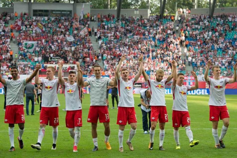 Mit dreizehn Spielen in Folge ohne Pleite schaffte RB Leipzig den Eintrag ins Guinness-Buch der Rekorde.