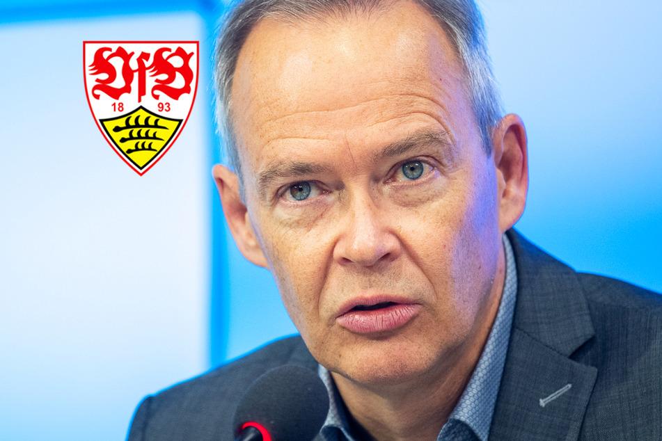 Datenaffäre beim VfB Stuttgart: Bußgeldverfahren eingeleitet