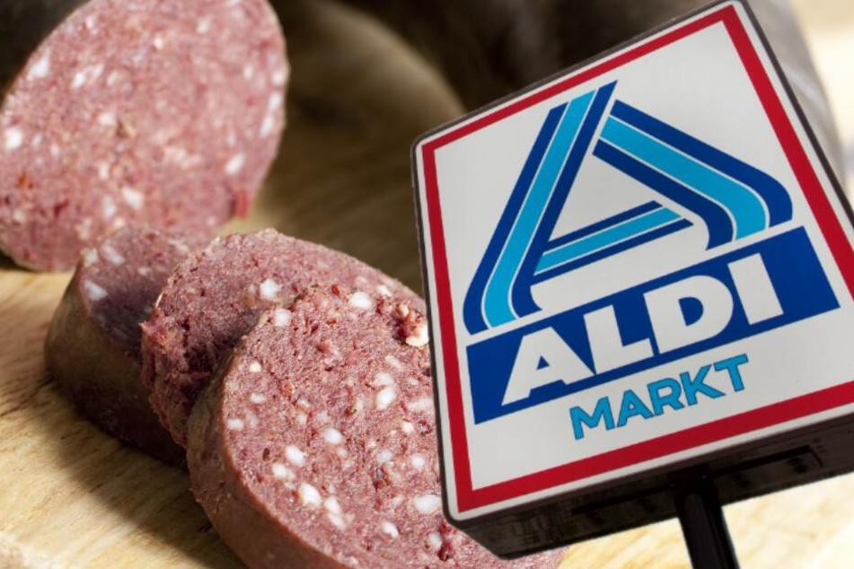 Rückruf bei Aldi: Gefährliche Bakterien in Wurst gefunden