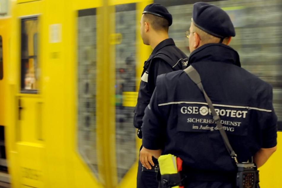 Körperverletzung und Sex-Delikte: Das sind Berlins gefährlichste U-Bahnhöfe