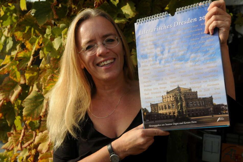 Im Buchhaus von Susanne Dagen wurde die Kandidatenliste beschlossen.