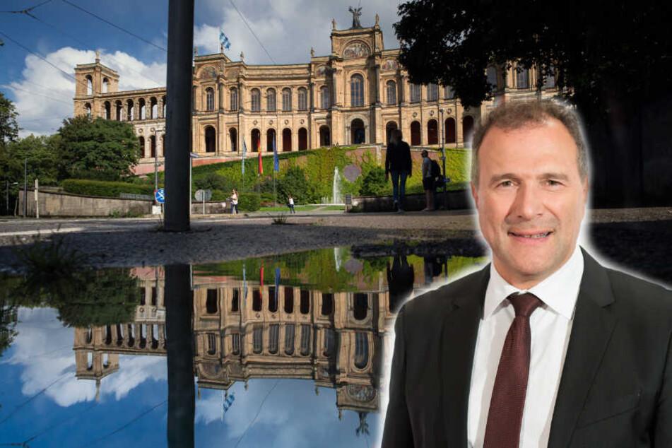Der größte Landtag aller Zeiten! Auch TV-Richter Alexander Hold ist dabei
