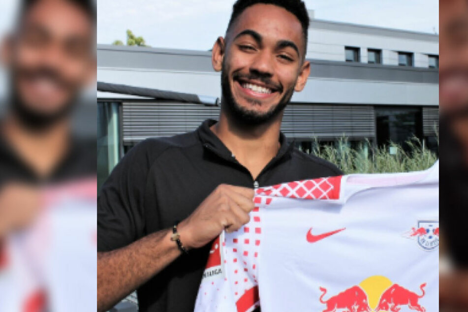 Matheus Cunha (19) unterschrieb einen Fünfjahresvertrag bei RB Leipzig.