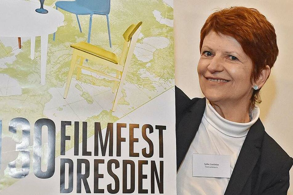 Festivaldirektorin Sylke Gottlebe.