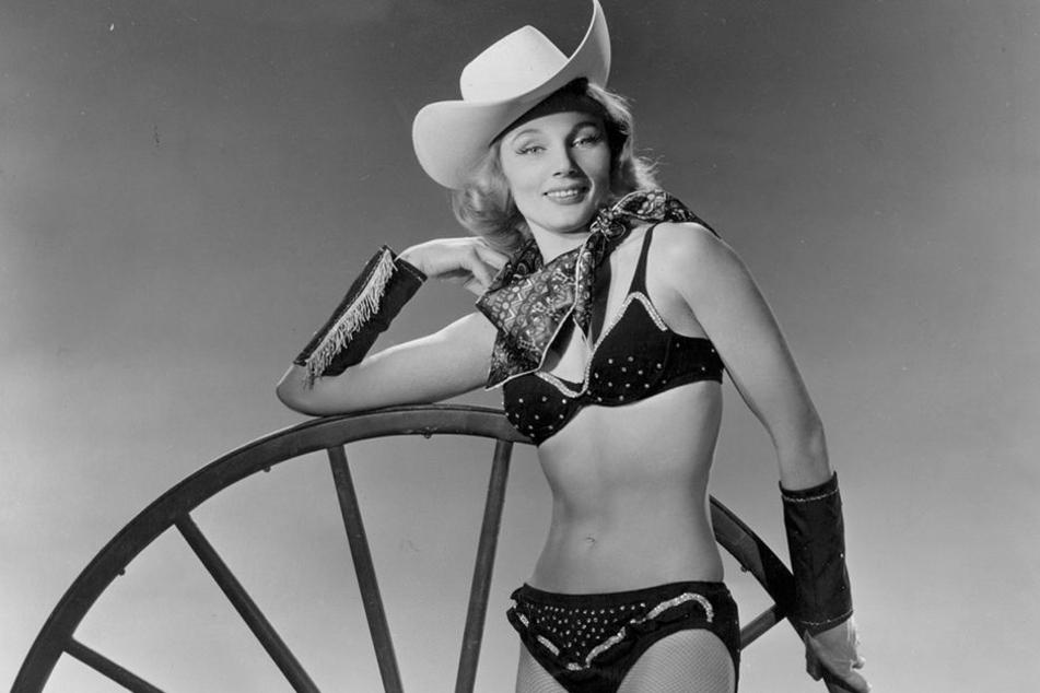 Ingrid Sarrasani verzauberte in den 50er und 60er Jahren als sexy Cowgirl das Zirkus- und Varieté-Publikum.