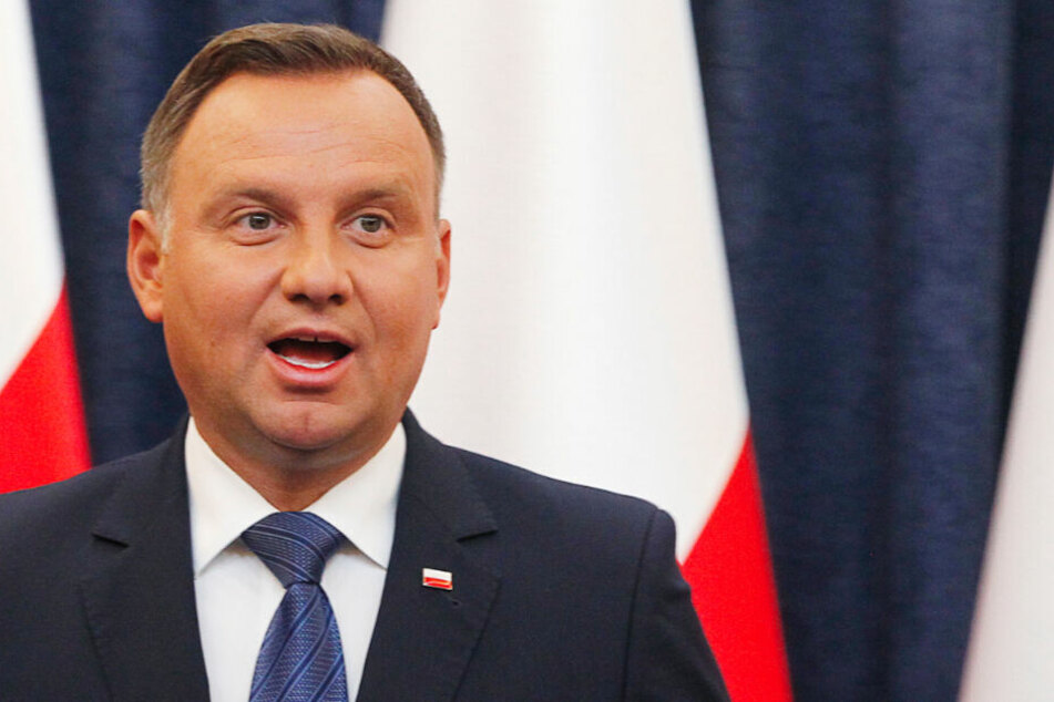 Andrzej Duda, Präsident von Polen, wird nicht zur Gedenkfeier nach Jerusalem reisen.