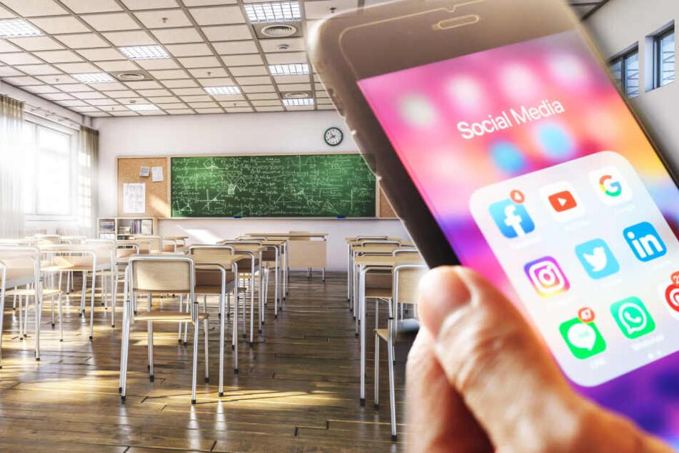 Lehrerin kassiert einen Tag alle Handys ihrer Schüler ein: Unglaublich, wie oft sie klingeln!