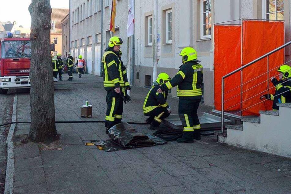 Auch die Feuerwehr konnte die Ursache für den Gestank bislang nicht finden (Symbolbild).