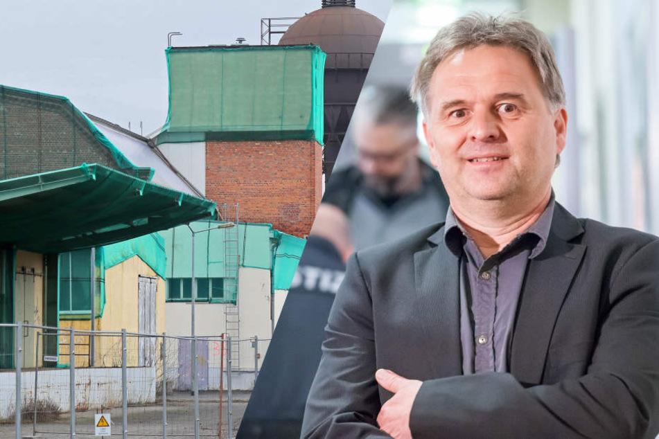 """""""Wir ziehen jetzt vor das Oberverwaltungsgericht in Bautzen"""", kündigt Lutz Reinhold (54)."""