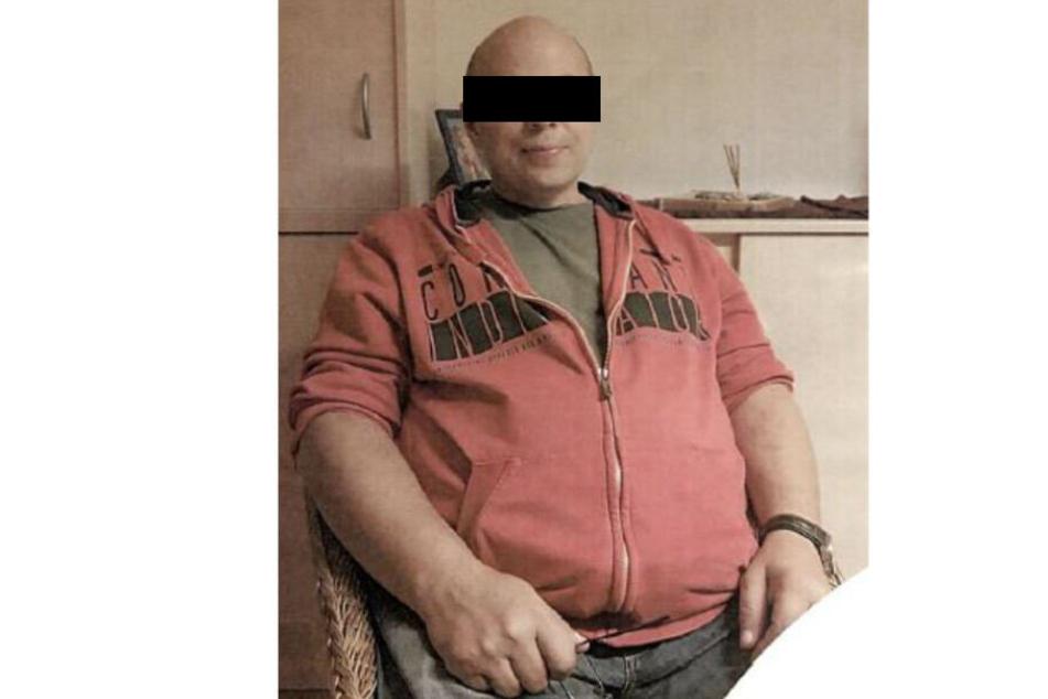 Der 54 Jahre alte Mann konnte von der Polizei gefasst werden.