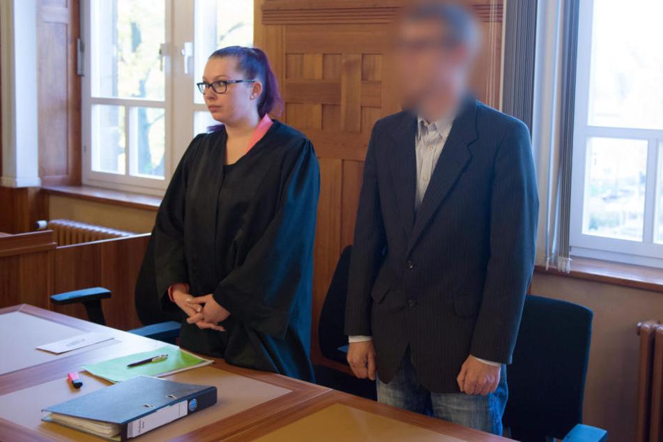 Jens M. verließ das Gericht als freier Mann - nicht nur wegen des Lügendetektors.