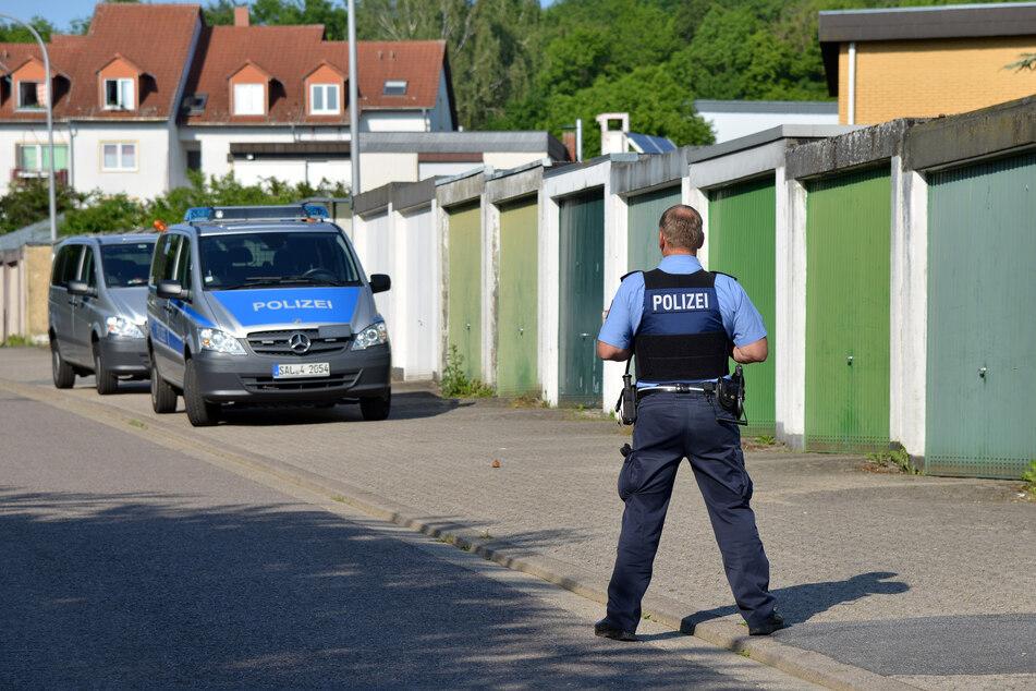 Die Polizei war in Saarbrücken im Einsatz (Symbolbild).