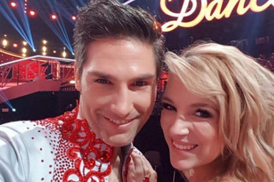 """Für Iris Mareike Steen (26) und Tanzpartner Christian Polanc (39) geht's bei """"Let's Dance"""" weiter."""
