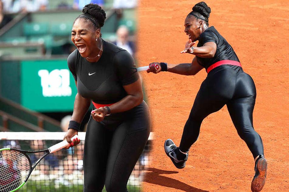 Serena Williams gibt Tennis-Comeback: Hinterher reden alle nur über das Outfit