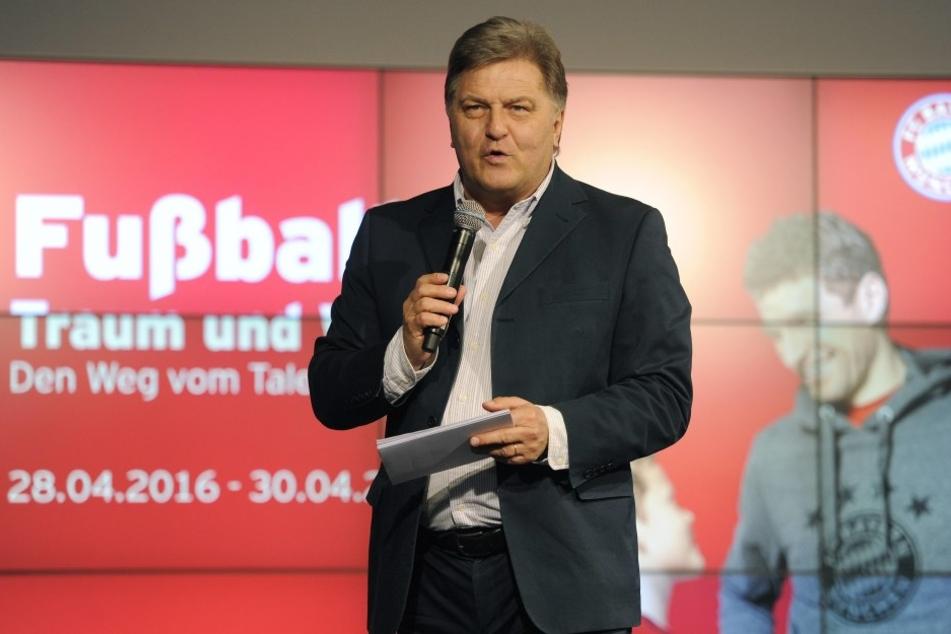 Karl Hopfner ist (noch) Vereinspräsident und gleichzeitig Aufsichtsrats-Vorsitzender der ausgegliederten Aktiengesellschaft.