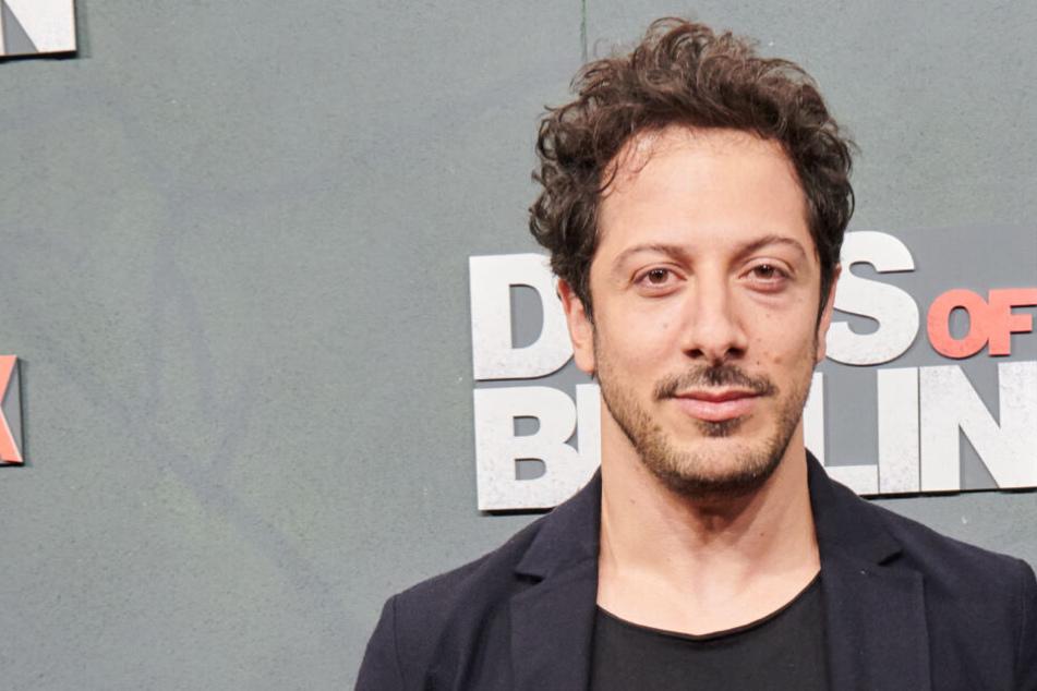 """Hauptdarsteller Fahri Yardim kommt zur Filmpremiere der Netflix-Serie """"Dogs of Berlin"""" ins Kino International."""