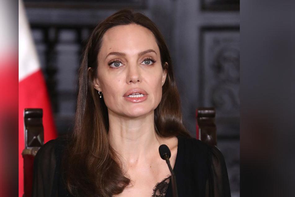 Angelina Jolie fürchtet um ihr Ansehen.