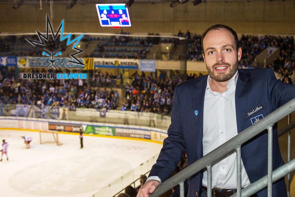 Eislöwen wittern Aufstiegschance: Kann Nürnberg die DEL nicht mehr stemmen, steht Dresden bereit!