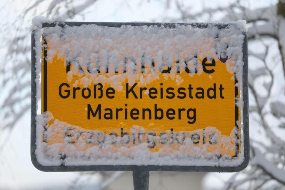 Kühnhaide ist ein Ortsteil von Marienberg.
