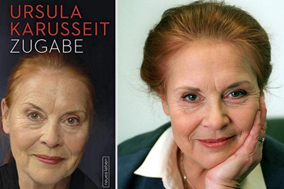 """Das neue Buch von Ursula Karusseit """"Zugabe"""" erscheint am 15. März."""