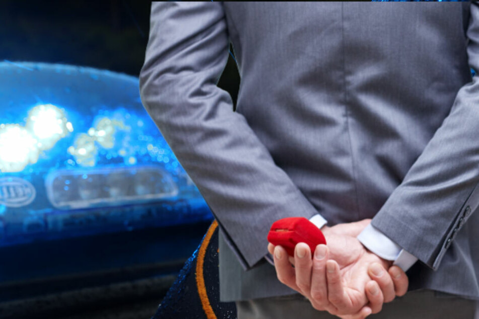 Mann will Heiratsantrag machen: Angebetete verpasst ihm einen Faustschlag