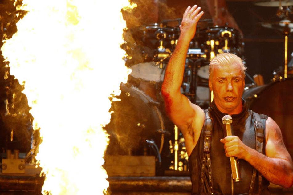 Berlin: Ausverkauftes Heimspiel: Rammstein rocken das Berliner Olympiastadion!