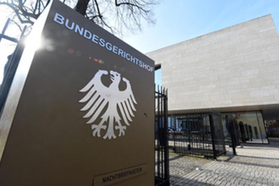Der Bundesgerichtshof in Karlsruhe teilte am Freitag seine Entscheidung mit.
