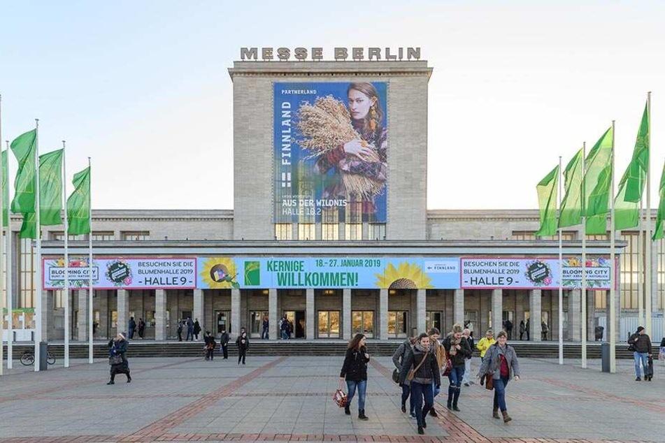 Bis kommenden Sonntag darf auf der Grünen Woche in Berlin geschlemmt werden.