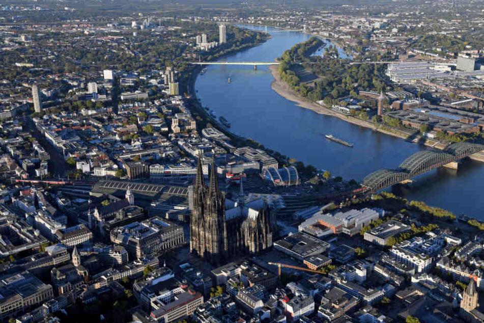 Die Mietpreise für Köln nehmen weiter zu.
