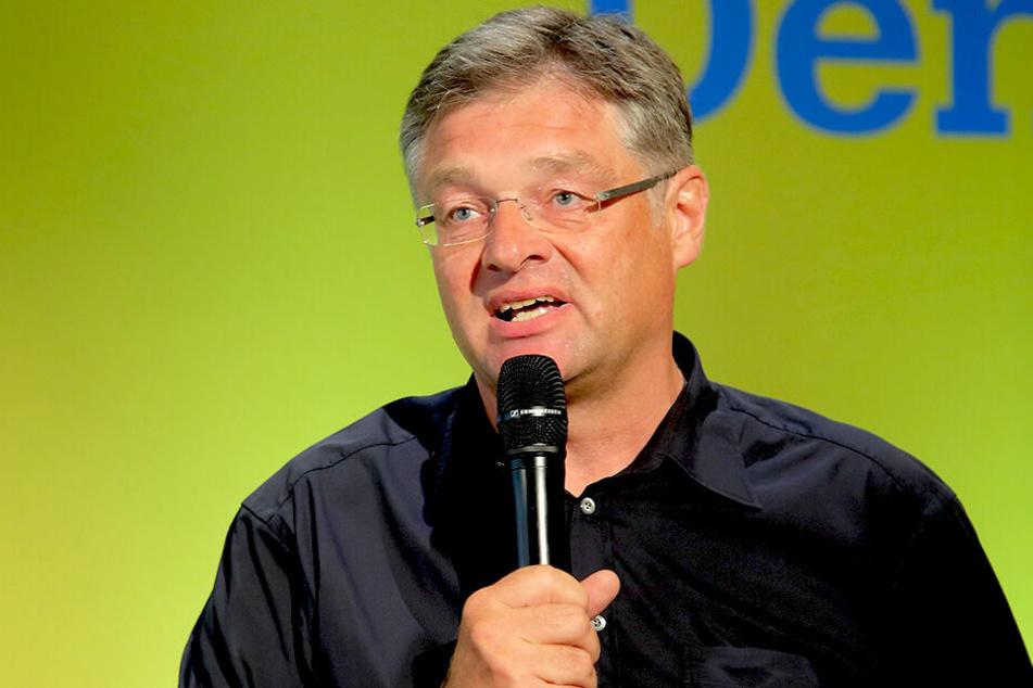 Beben bei Sachsen-FDP: Gesamter Vorstand kündigt Rücktritt an