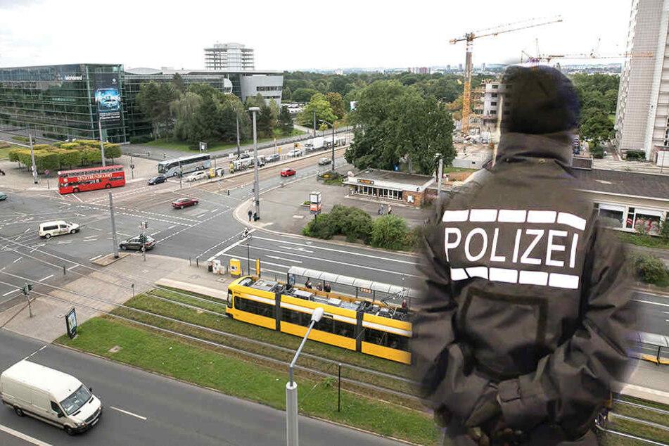 Die Polizei ermittelte mehrere Tatverdächtige, die am Straßburger Platz einen Beniner verprügelten.