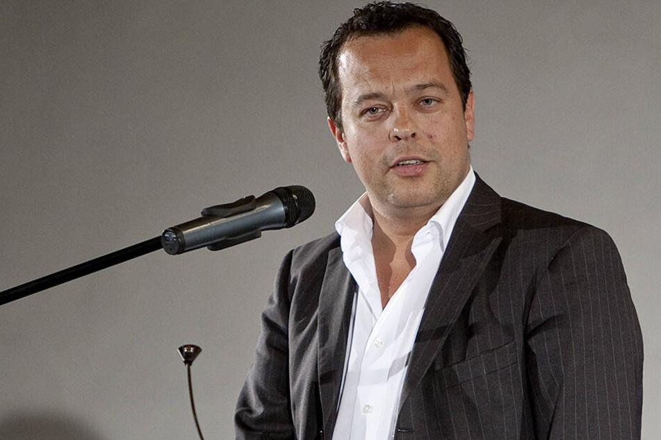 Mögliche Vize-Präsidenten: Franz Sodann (46, Linke) ...