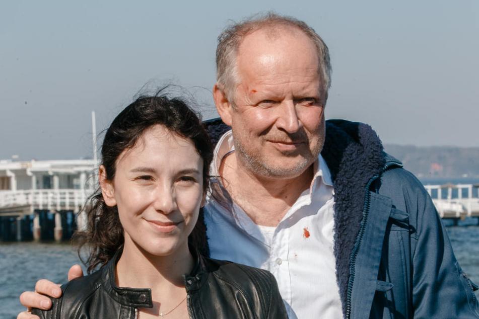 Bisher ermittelte Klaus Borowski (Axel Milberg) mit Sarah Brandt (Sibel Kekilli) an seiner Seite.