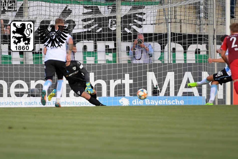 Remis zum Saisonauftakt: TSV 1860 verpasst Sieg gegen Münster