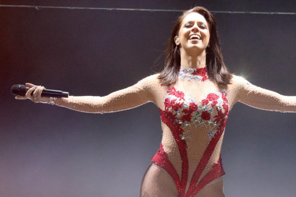 Bald rockt sie neben der Bühne auch im Fernsehen als Schauspielerin: Schlager-Star Vanessa Mai. (Symbolbild)
