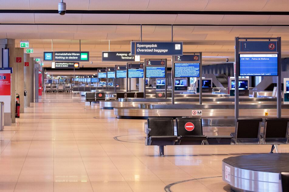 Durch die Corona-Krise erlitt der Flughafen einen Millionenverlust.