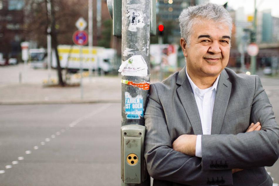 Auch Gökay Sofoglu will die sprachliche Vielfalt in Deutschland bewahren.