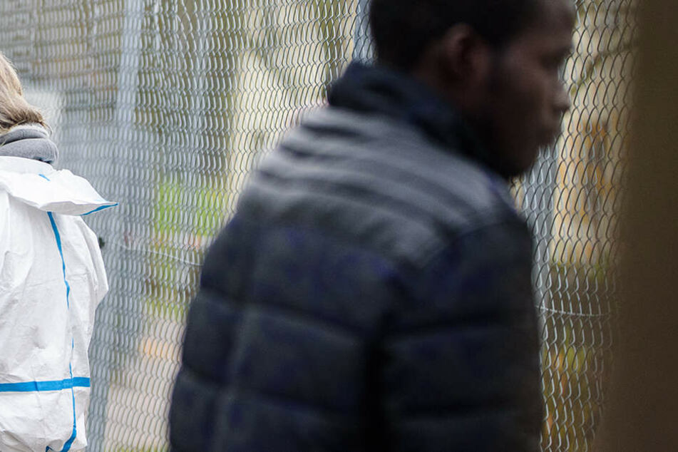In Bayern gab es Auseinandersetzungen unter Asylbewerbern.