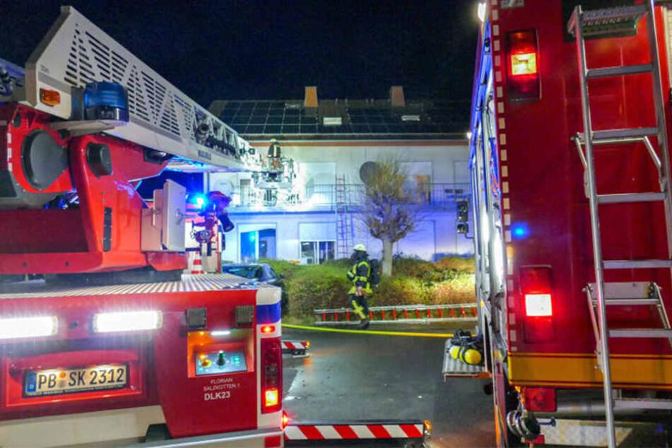 Die Untersuchungen zur Brandursache sind abgeschlossen.