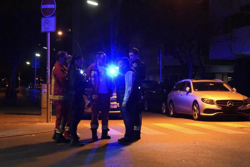Eine Nahbereichsfahndung der Polizei blieb ohne Erfolg.