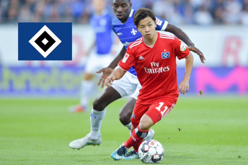Japaner Ito schießt HSV zum glücklichen Testspielsieg