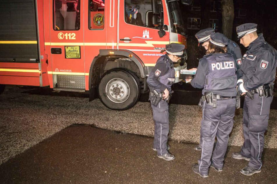 Brandserie an Klinik: Zwei mutmaßliche Täterinnen festgenommen