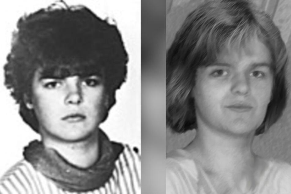 Links zeigt Christina Hermert in etwa in der Zeit ihres Verschwindens. Rechts ist eine künstliche Gesichtsalterung. So könnte die heute 51-Jährige mittlerweile aussehen.