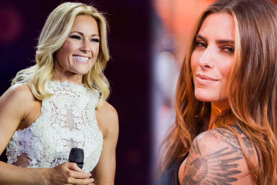 Darum Gibt Es Noch Kein Helene Fischer Tattoo Fur Sophia Thomalla Tag24