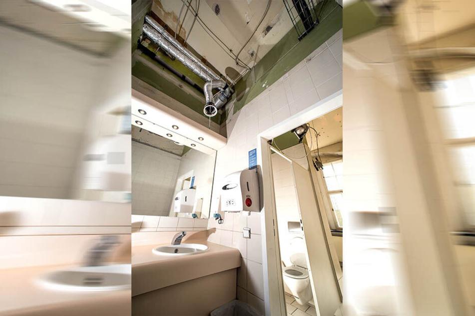 Die Arbeiten an der teuren WC-Anlage beginnen voraussichtlich im Juli und dauern voraussichtlich bis August 2020.
