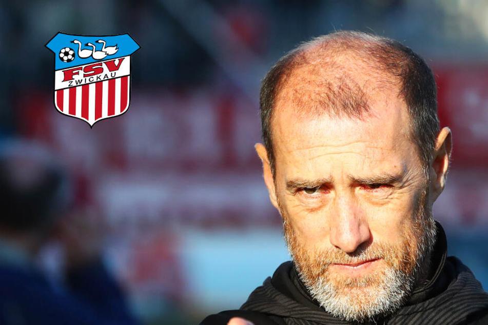 FSV-Coach Joe Enochs muss mit Augenmaß rotieren
