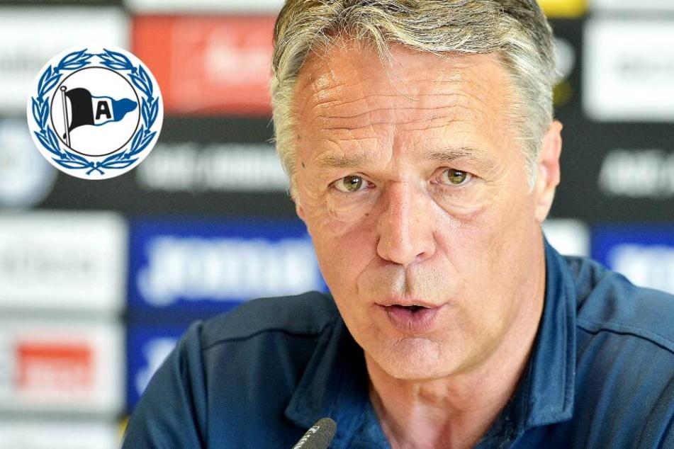 """""""Müssen uns konzentrieren"""": DSC-Coach pocht in Duisburg auf Wiedergutmachung"""